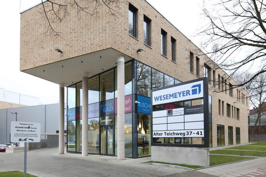 Fassadengestaltung, City-Light Board, Planungsberatung, Visualisierung